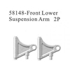 Front Lower Suspension Arm 2P (for 1:18 HSP cars)