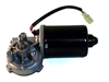 AME 218-series 24V 212 in-lb LH gearmotor - stubby shaft