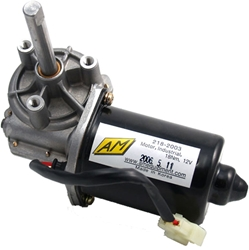 AME 218-series 24V 212 in-lb RH gearmotor - long shaft