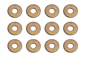 Associated 4-40 Flat Washers (12)