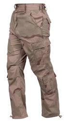 B.D.U. Pants 65/35 (Size: S) - 3 Color Desert