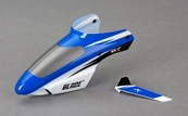 Blade Complete Blue Canopy with Vertical Fin: BMSR
