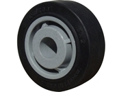 Colson Performa Wheel 5 x 2 black
