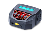 FingerTech C6D Mini 60W 6A AC Battery Charger/Balancer