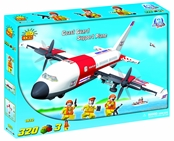 Cobi Coast Guard - Rescue Support Plane 320 pc
