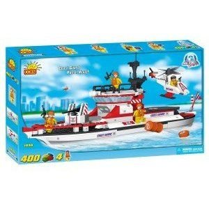Cobi Coast Guard - Patrol Vessel 400 pc
