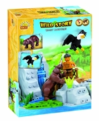Cobi Wild Story - Rocky Mountain 220 pc
