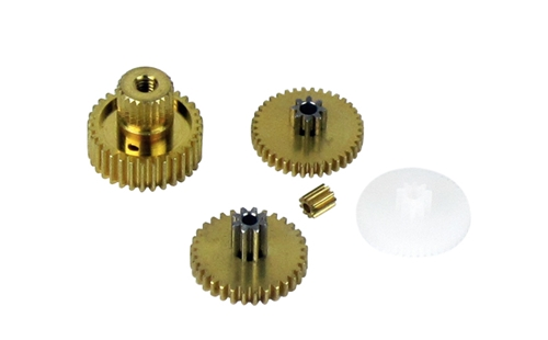 REPLACEMENT GEARS SET FOR CSRC-65MG SERVO