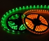 Self-Adhesive Waterproof 2 inch 3 Lights LED Light Strip - Green - LED-WP-Green