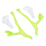 LED Arm Covers Green Vista UAV
