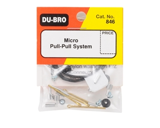 Dubro Pull-Pull System, Micro