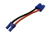 EC2 Female to EC3 Male Adapter 14AWG, 2.5 inch wires