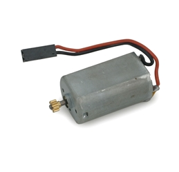 E-flite 180 Motor with 8T 0.5M Pinion Right: BCX/2/3