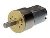 298:1 Mini Metal Sealed Gear Motor