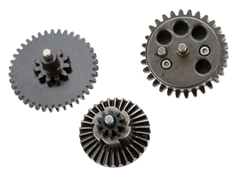 Matrix Steel CNC Airsoft AEG Gear Set (Super High Torque) / 32:1
