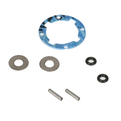 Diff Gasket& Misc: 10-T