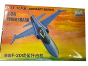 Mini Hobby Models 1/144 US F20 Tigershark