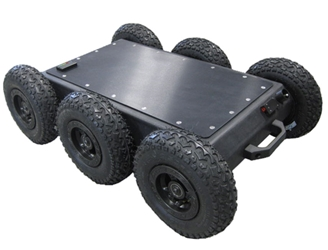 MMP-40 Mechanical Mobile Platform- Six Motor With Wheels