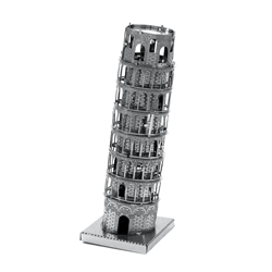 Metal Earth: Tower of Pisa Metal Sculpture