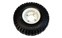 NPC-PT444 10 inch flat-proof wheel