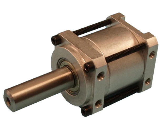 BaneBots P61 Gearbox: RS-540/550 Mount, 16:1