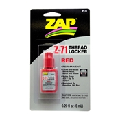 ZAP Z-71 Red Thread Lock, .20 oz