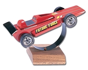 Pinecar P382 Racer Display Stand
