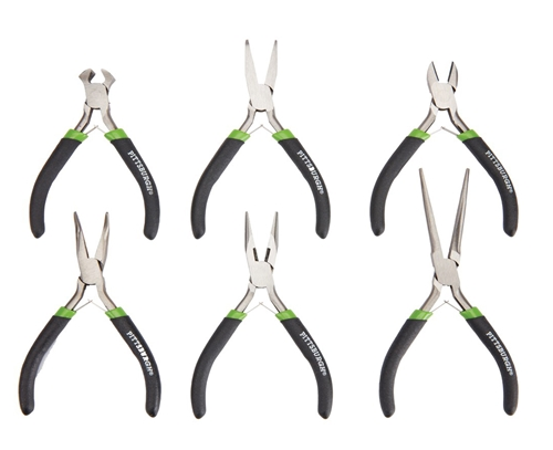 Pittsburgh Precision Pliers - 6 Piece Set