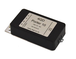 Porter PT2-10 Boxed Single-Direction 12-48V 100A Speed Controller