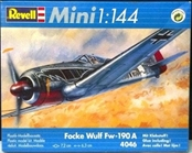 Revell Mini Focke Wulf  Fw-190 A Model 1:144