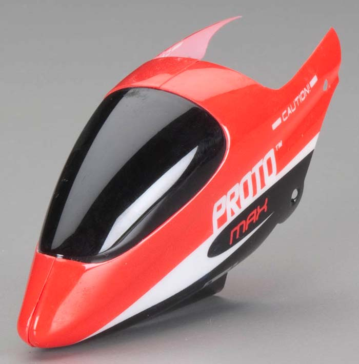 Revell Canopy Red Proto Max
