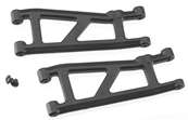 Rear A-Arms (2), Black: T4, SC10 by RPM