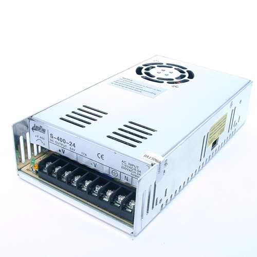 AmpFlow 24V 17A Power Supply