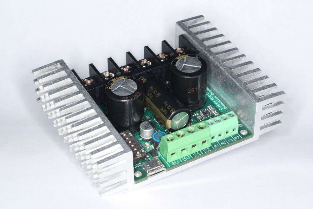 Sabertooth 2 x 32 Dual Motor Speed Controller