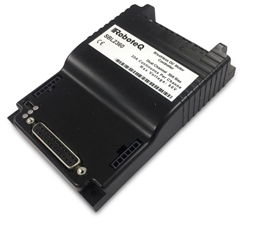 SBL2360 Dual Channel, 30A, 60V Brushless Motor Controller