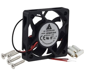 Simple-H 12V Fan Kit