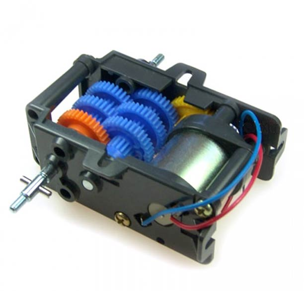 6-Speed Gearbox H.E. - Tamiya 72005