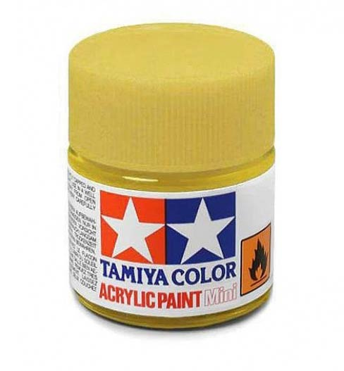 Tamiya Acrylic X-8 Lemon Yellow