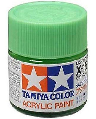 Tamiya Acrylic X-15 Light Green