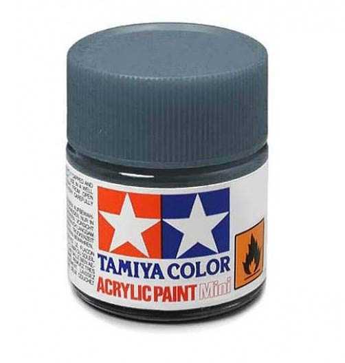 Tamiya Acrylic XF-18 Medium Blue