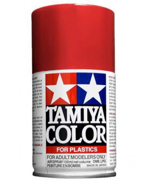 Tamiya TS-18 Metallic Red Spray Lacquer