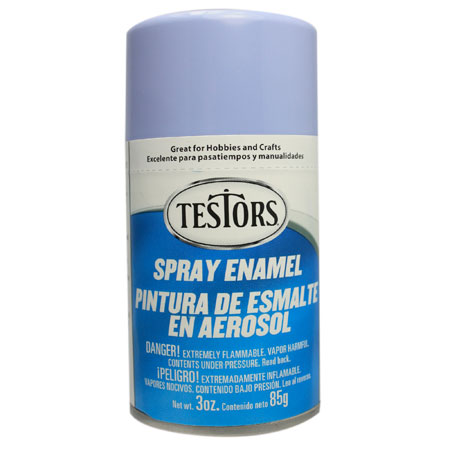 Testors 1234 Gloss Purple Spray Enamel 3oz
