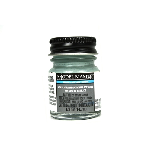 Model Master Acrylic S-Gloss 1/2oz Lt. Blue RL