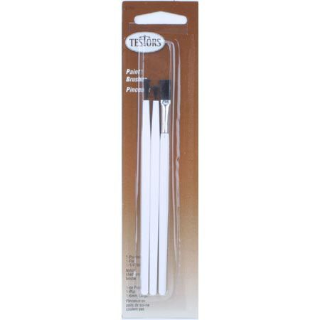 Brushes, Broad/Fine/0.25in.