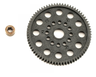 Traxxas 4472 32 Pitch Spur Gear, 72T