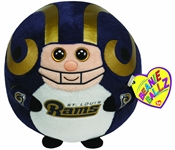Ty St. Louis Rams Beanie Ball