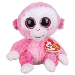 Ty Beanie Boos - Ruby the Monkey