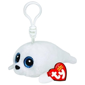 TY Beanie Boos Clips Icy