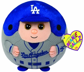 Ty Beanie Sports Ballz - LA Dodgers
