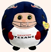 Ty Houston Texans Beanie Ballz (large)